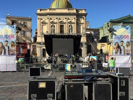 Evento Piazza Mercato by Alla Violetta
