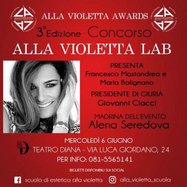 alla violetta awards manifesto 2018