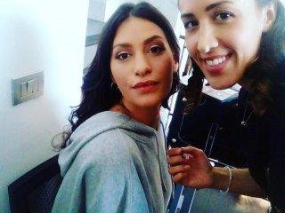 Make up per VIP Casa Signorini